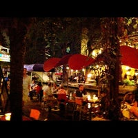 Photo taken at Boudro's by Bart F. on 10/12/2012