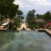 Photo taken at Ayana Resort and Spa by Fuguh P. on 9/25/2012