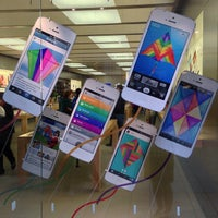 Photo taken at Apple Maine Mall by David B. on 5/25/2013