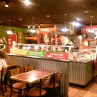 Photo taken at Pita Pit by Cab V. on 7/7/2013