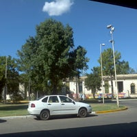 Photo taken at Terminal de Omnibus Pergamino by Cristian M. on 12/20/2013