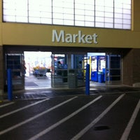 Photo taken at Walmart Supercenter by Peg B. on 10/26/2012