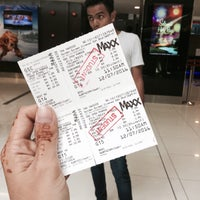Photo taken at Golden Screen Cinemas (GSC) by Adriana on 7/12/2016