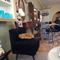 Photo taken at Vanity Salon by Chris H. on 4/3/2014