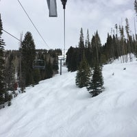 Photo taken at Pony Express Chairlift by Brian Y. on 3/12/2016