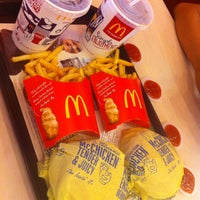 Photo taken at McDonald's by Atien E. on 3/23/2016