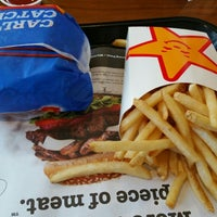 Photo taken at Carl's Jr by metha s. on 12/31/2015