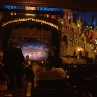 Photo taken at The Majestic Theatre by Aaron M. on 12/5/2012