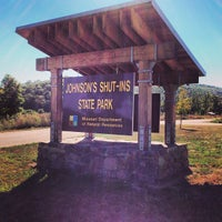 Photo taken at Johnson's Shut-Ins State Park by Kevin L. on 9/14/2013
