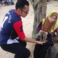 Photo taken at Rabbit Park by Paan B. on 11/10/2015