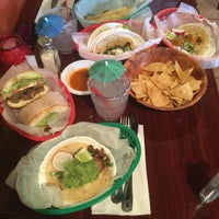 Photo taken at Taqueria Downtown by A on 8/3/2015