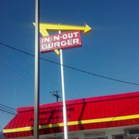 Photo taken at In-N-Out Burger by Andrew G. on 12/31/2012
