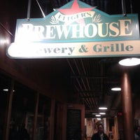 Photo taken at Fitger's Brewhouse Brewery & Grille by Carie B. on 3/3/2013