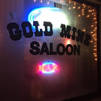Photo taken at Gold Mine Saloon by Jay C. on 6/21/2016