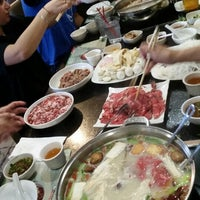 Photo taken at Little Sheep Mongolian Hot Pot by Melissa C. on 8/5/2014