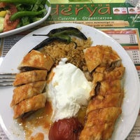 Photo taken at Derya Restaurant by Ekrem A. on 3/31/2016