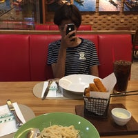 Photo taken at The Pizza Company by _____ɑκı̊ on 5/19/2016