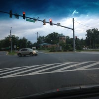 Photo taken at Montrose Parkway & Montrose Road by William D. on 6/9/2013