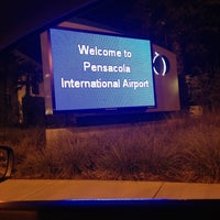 Photo taken at Pensacola International Airport (PNS) by William D. on 5/1/2013