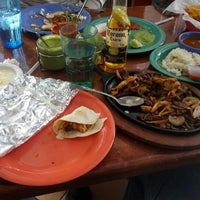 Photo taken at Taqueria El Rey Del Taco by Michael K. on 12/22/2012