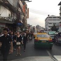 Photo taken at Bang Lamphu by Sathicha S. on 10/14/2016