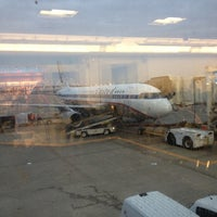 Photo taken at Gate C30 by Tom F. on 11/20/2012