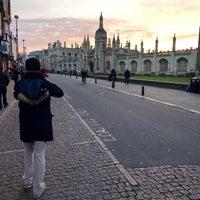 Photo taken at Cambridge by Sedat O. on 12/13/2016