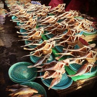 Photo taken at Jagalchi Fish Market by kennethjayden on 2/28/2013
