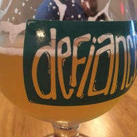 Photo taken at Defiance Brewing Co. by Jordan S. on 12/12/2015
