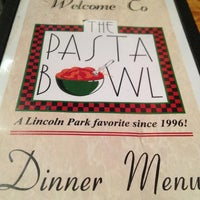 Photo taken at The Pasta Bowl by John R D. on 3/31/2013