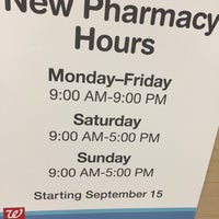 Photo taken at Walgreens by John R D. on 8/28/2016