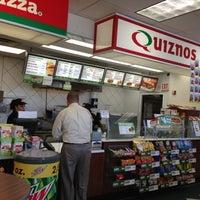 Photo taken at Hess Express by Chris B. on 10/8/2012