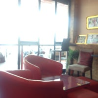 Photo taken at CoffeeToday by Pakawit L. on 4/17/2016
