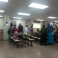 Photo taken at AIKOL Cafeteria by Huzaifah Y. on 5/8/2013