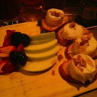 Photo taken at Metropolitan Cafe by Tara F. on 5/4/2014