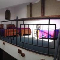 Photo taken at Hostal Casa del Barranco by Fabian P. on 4/5/2013
