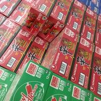 Photo taken at Woori Market by Jennifer O. on 12/8/2012