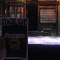 Photo taken at Avenue Q by Morgan H. on 8/27/2016
