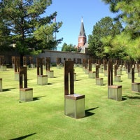 Photo taken at Oklahoma City National Memorial & Museum by  ℋumorous on 7/19/2013