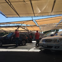 Photo taken at Mission Car Wash by Gary W. on 7/10/2016