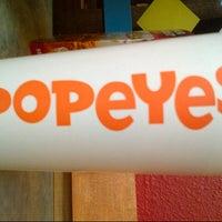 Photo taken at Popeyes Louisiana Kitchen by Rayan M. on 12/31/2012