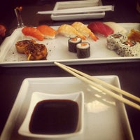 Photo taken at Nemo Sushi by Carlos S. on 3/7/2013