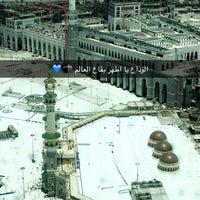 Photo taken at Mövenpick Hotel & Residence Hajar Tower Makkah by 322💭 on 8/17/2016