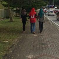 Photo taken at Kolej Sains Kesihatan Bersekutu Johor Bahru by Nana Y. on 7/27/2016