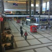Photo taken at Wien Westbahnhof by Csaba F. on 1/27/2013