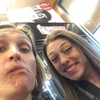 Photo taken at Dunkin' Donuts by Melissa H. on 10/14/2016