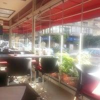 Photo taken at Sa7se7 Café by Aly C. on 6/24/2014