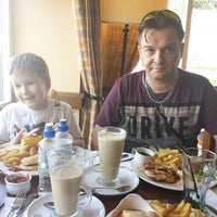 Photo taken at Brewers Fayre by Martin on 8/19/2013