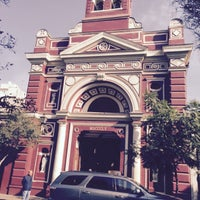 Photo taken at Iglesia de la Veracruz by Lore C. on 5/17/2015