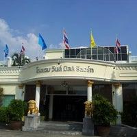 Photo taken at Windmill Resort Hotel by SHiNobU K. on 10/20/2012